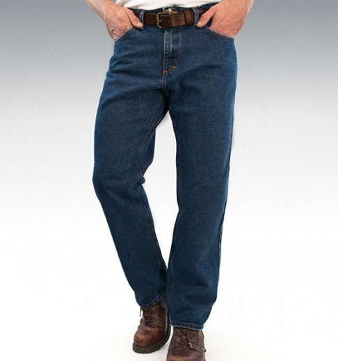 best jeans made in USA