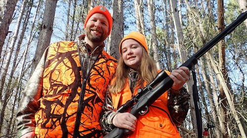 Father Daughter Hunt