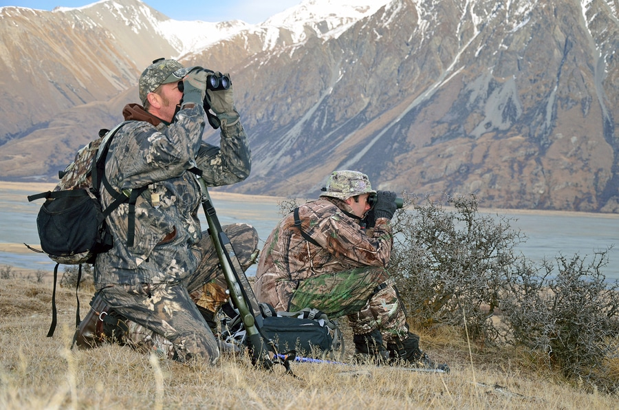 Choosing the Best Hunting Binoculars