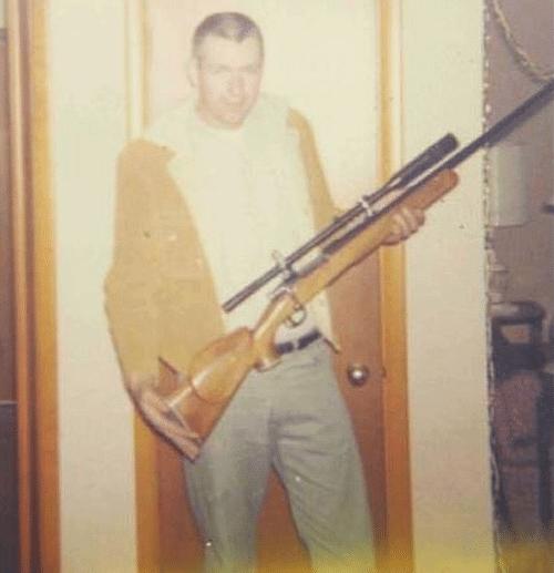 My grandfather's rifle