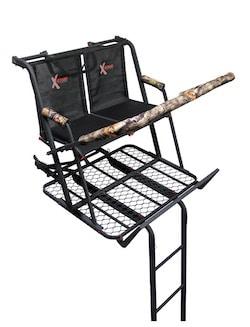 X-Stand Jayhawk 2 person Ladder Stand