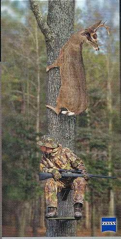 Deer Hunting Joke