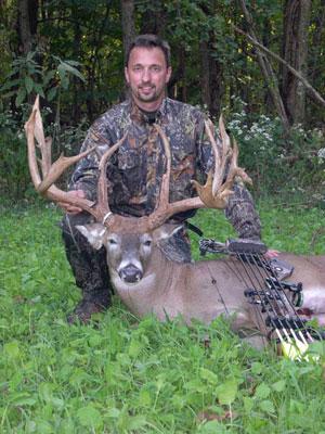 Ohio Deer Hunting